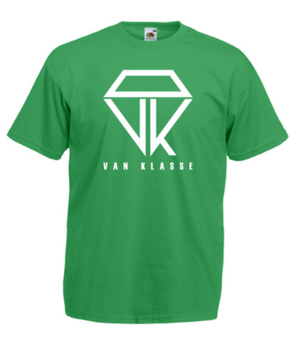 Van Klasse T-Shirt Kelly Green