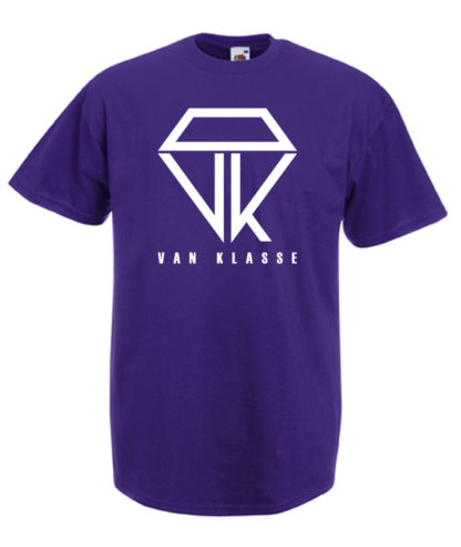 Van Klasse T-Shirt Purple