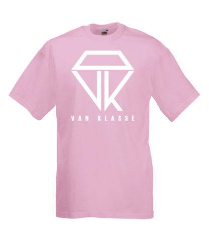 Van Klasse T-Shirt Light Pink